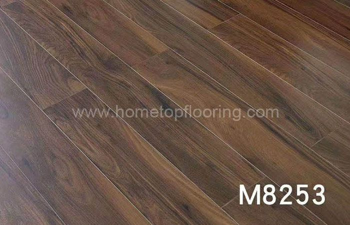 Lamiante Engineered  Wood Anti-smoke Flooring  M8253