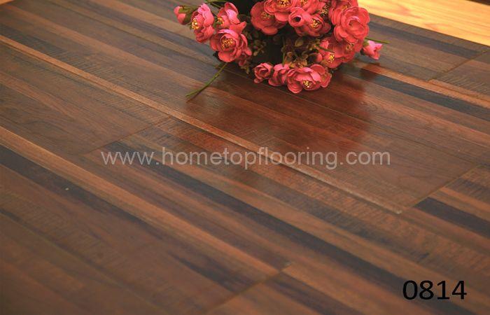 Floor laminate wood waterproof 814