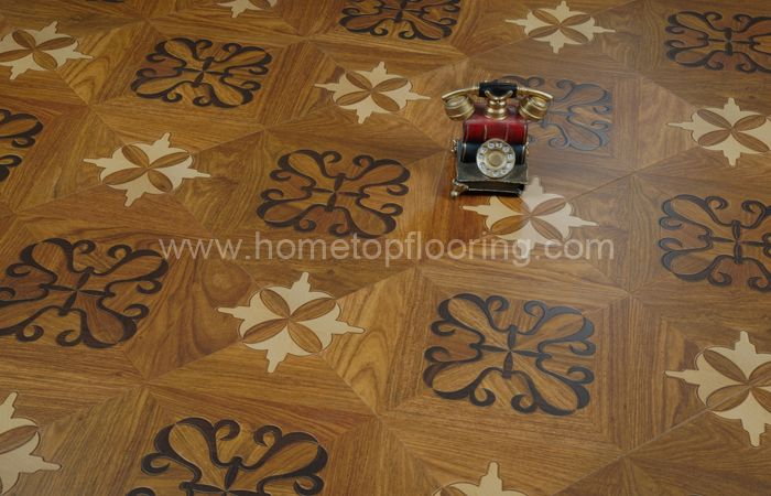 Floor wooden look laminates parquet 1981