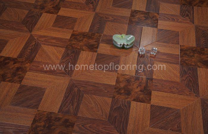laminate flooring marquterie 6963