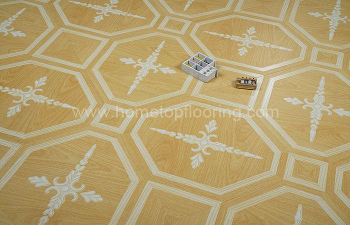 Laminate flooring in chinese 8562