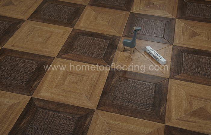 durable hdf laminated flooring 9575