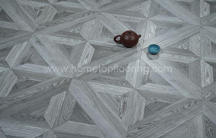Indoor directly parquet laminate flooring 9766