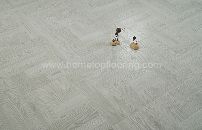 Waterproof wooden laminate floor wax coating