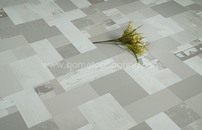 12mm high gloss laminated floor grey colour