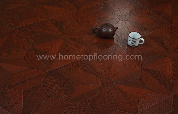 Wood laminate-floor